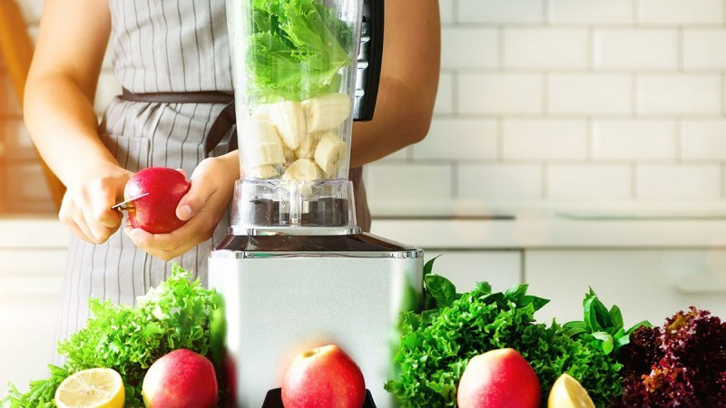 Advantages of top-quality blender with a glass jar