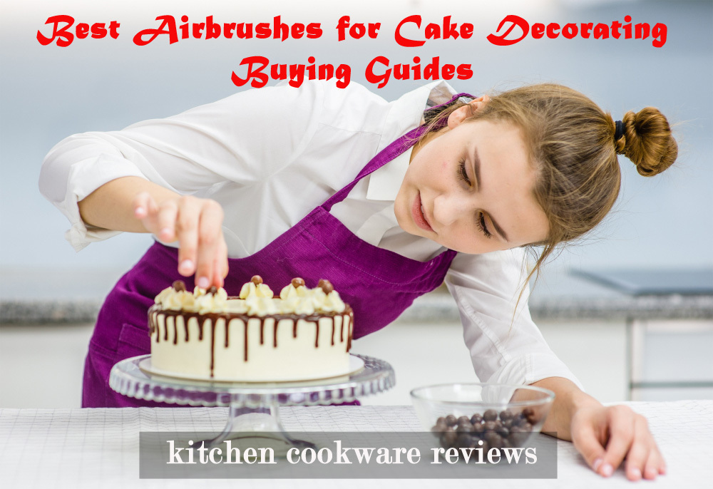 Best Airbrushes for Cake Decorating Buying Guides