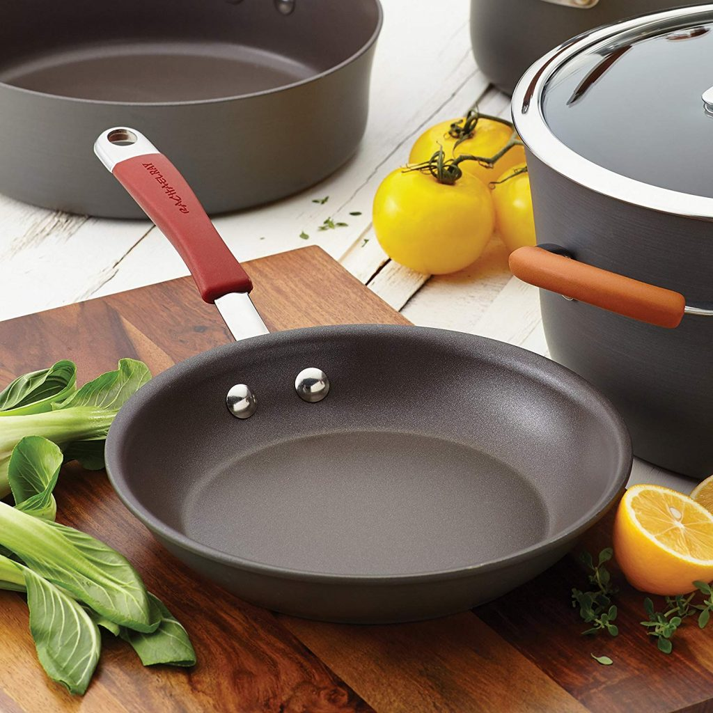 how to clean a cast-iron skillet