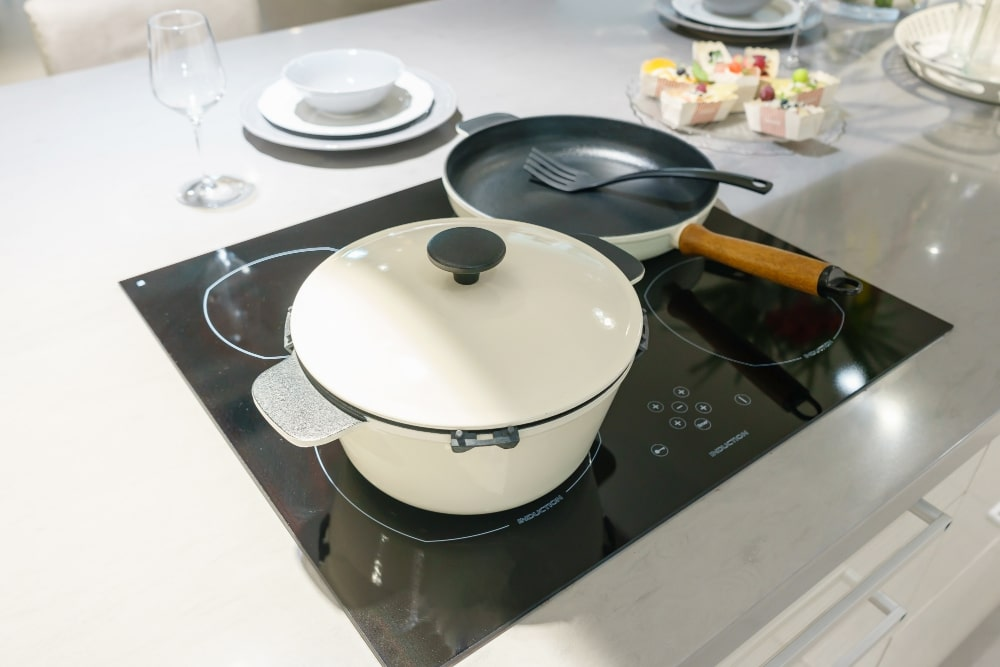Is induction good for cooking
