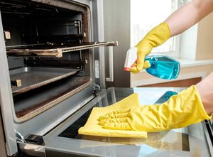 best oven cleaner for self cleaning ovens